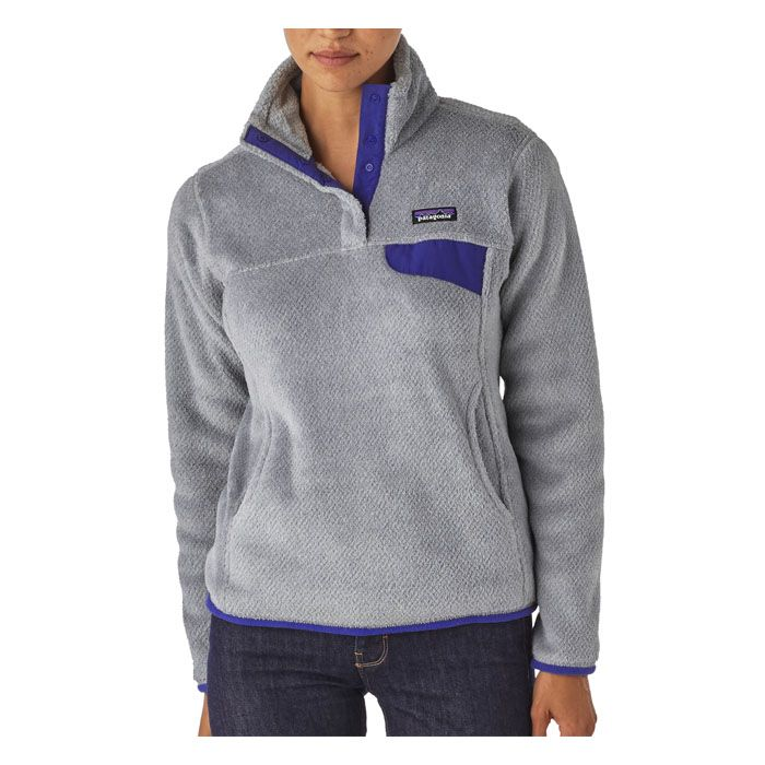 Patagonia Women's Re-tool Snap-T Fleece Pullover - Sun & Ski ...