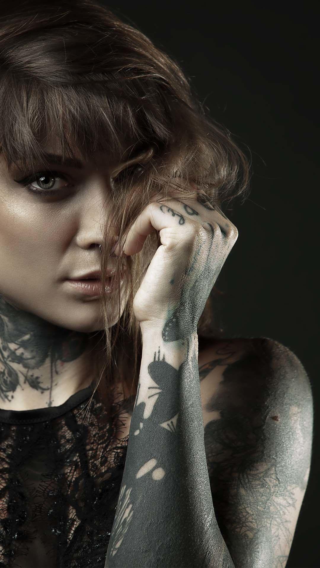 Pin on Tattoed Woman 4