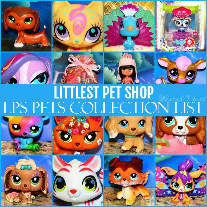 Most Valuable Rare Littlest Pet Shop Pets List Little Pet Shop Toys Lps Pets Little Pets