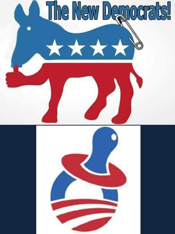 The Symbol Of The Democratic Party Is An Ass You Cant Make This