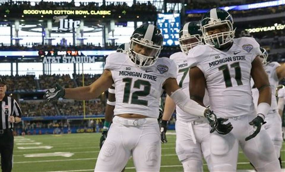 Photo gallery New Year's Day bowl games action Bowl