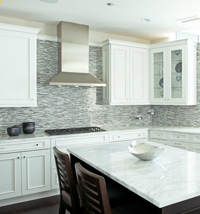 Beautiful Kitchens With Tile Backsplashes Design Glass Tiles