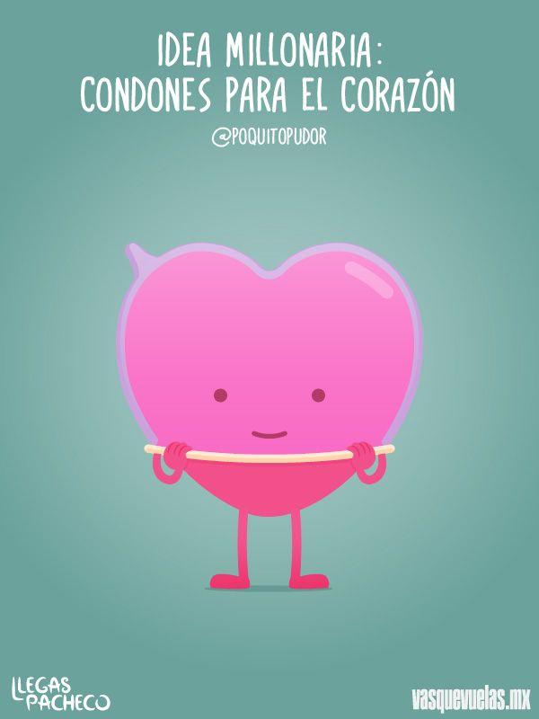 Condones Corazon Frases De Desamor Frases Educativas Y