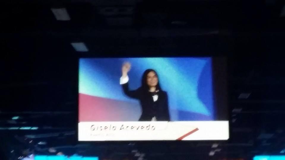 NLC 2014 Profa. Gisela Acevedo
