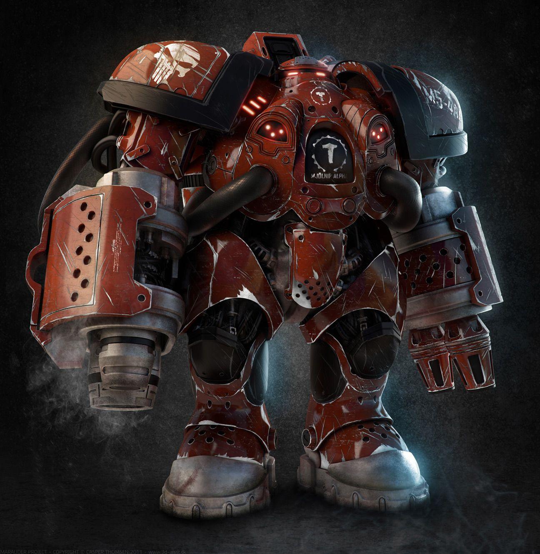 Avatar 2 2020: SciFi Robots Cyborgs & Mecha