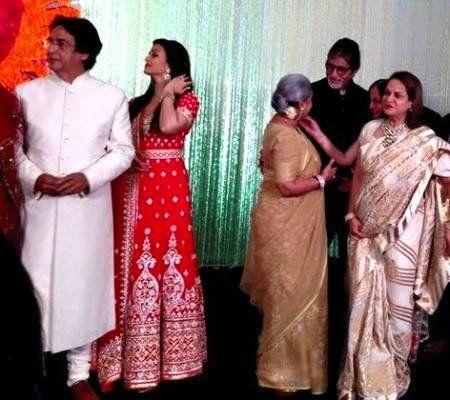 Pin On Aishwarya Rai Attend Kunal Kapoor And Naina Bachchan S Grand Wedding Reception In Delhi 2015