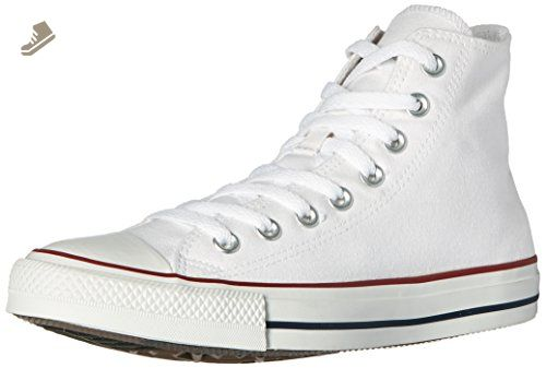 fb013367d0b4a Converse Unisex Chuck Taylor All Star High Top Sneakers Optical ...