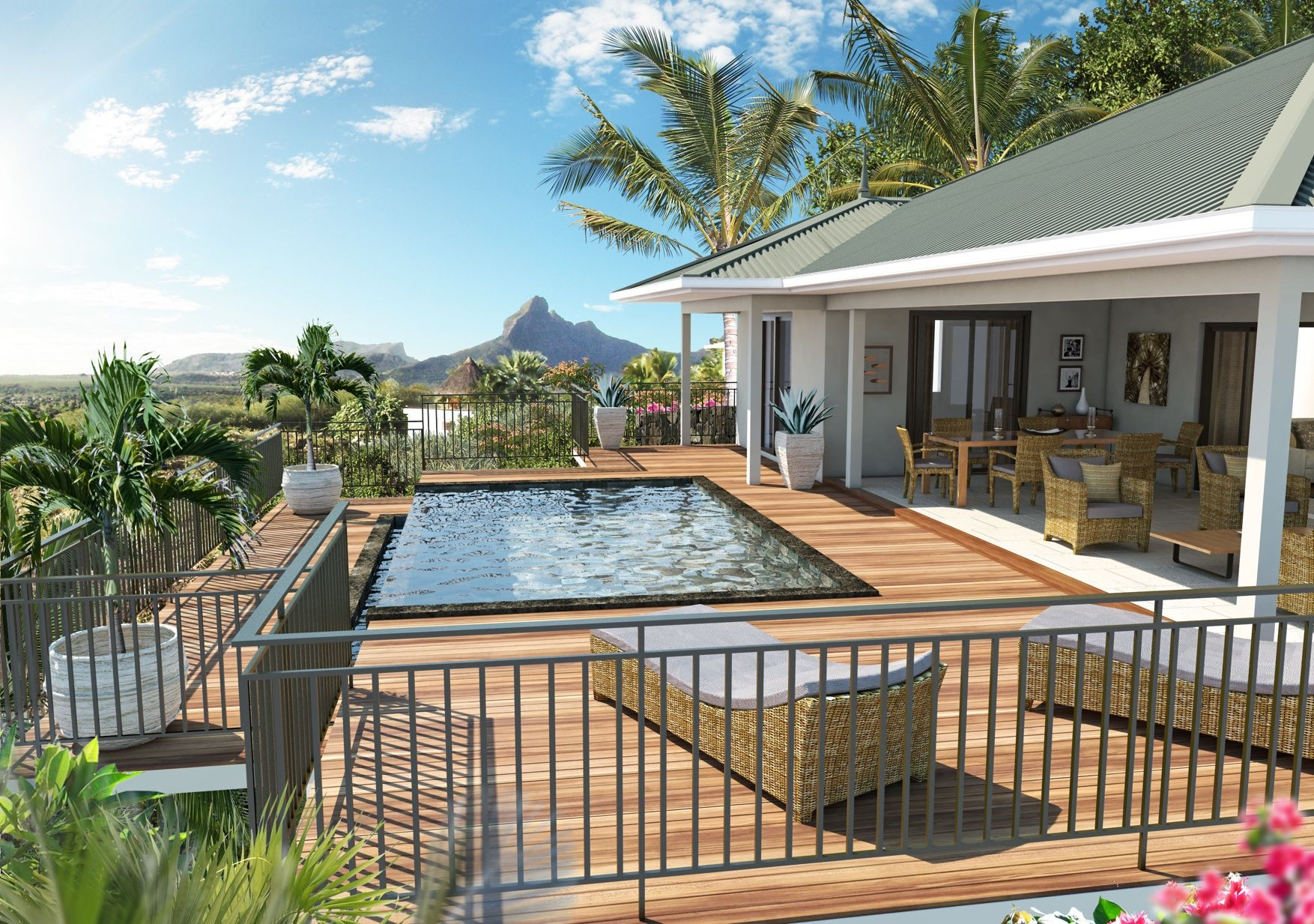Invest in Mauritius Real Estate Resort Style Living