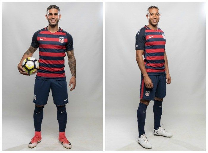 a06284c4d USA 2017 CONCACAF Gold Cup Nike Jersey Us Soccer