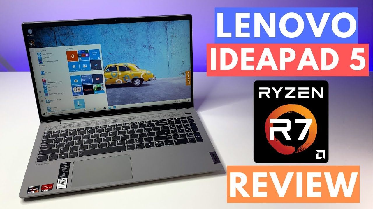 Lenovo Ideapad 5 Laptop Review 2020 Amd Ryzen 7 4700u In 2020 Lenovo Ideapad Lenovo Router Reviews