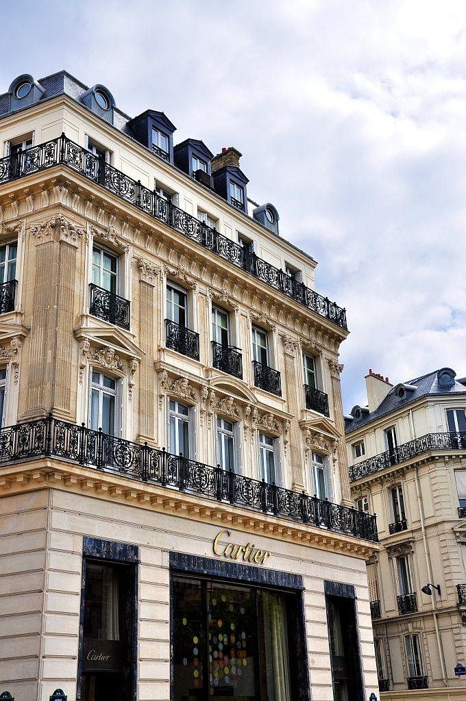 Cartier Flagship 154 Avenue Des Champs Elysees Paris Viii Paris Architecture Paris Travel Paris Place
