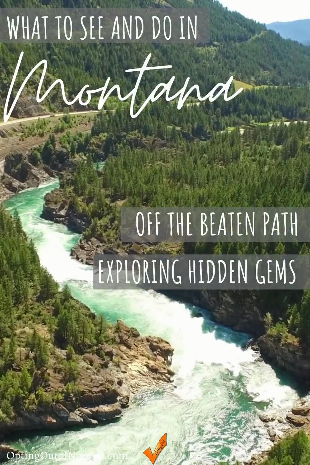 Our Favorite Hidden Gems in Montana Montana was on