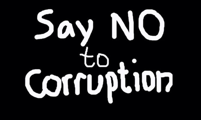 High School Vs College Essay Stop Bribe Fraud Black Money Corrupt People Say No To Sample Narrative Essay High School also Comparative Essay Thesis Statement Pin By Aca India On Anti Corruption Academy  Pinterest  Product  National Honor Society High School Essay