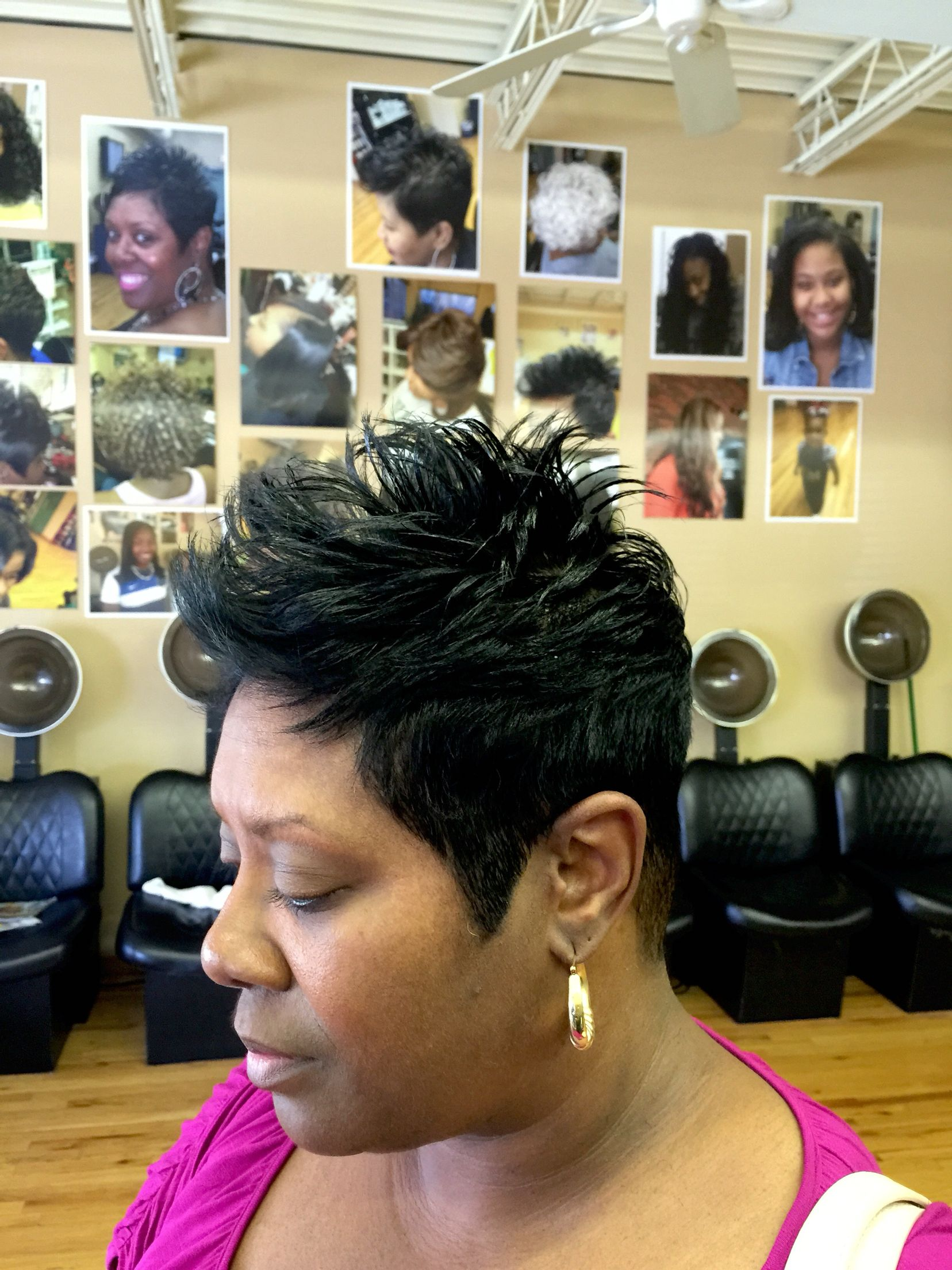 Hair by latecia lateciaus beauty u barber salon fergusonmo