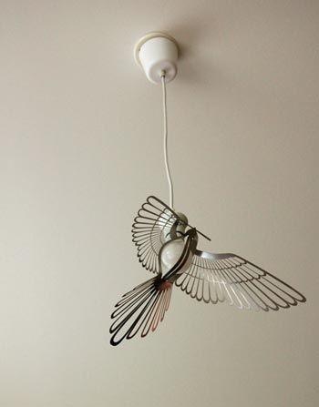 Good Idea To Cover A Bare Bulb