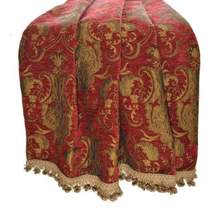 Sherry Kline Luxury China Art Red Throw Ping Great Deals On Throws