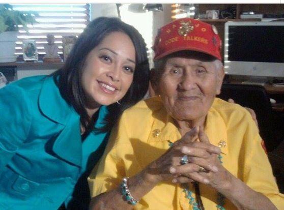 RIP to Chester Nez, the last original Navajo Code Talker