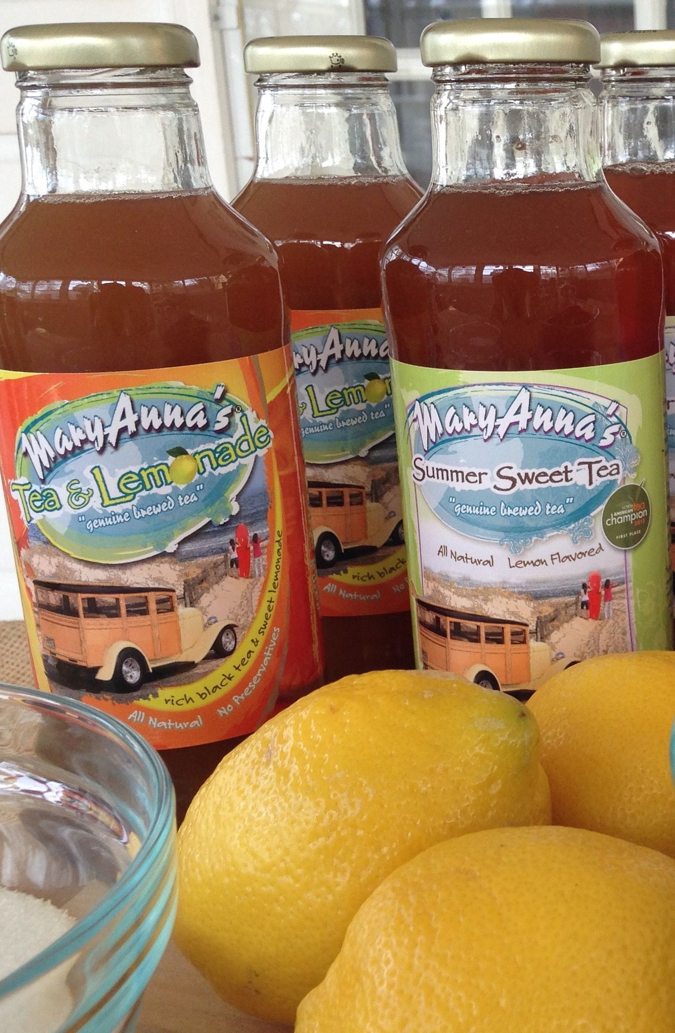 What It Takes to Start a Food Business Iced tea recipes