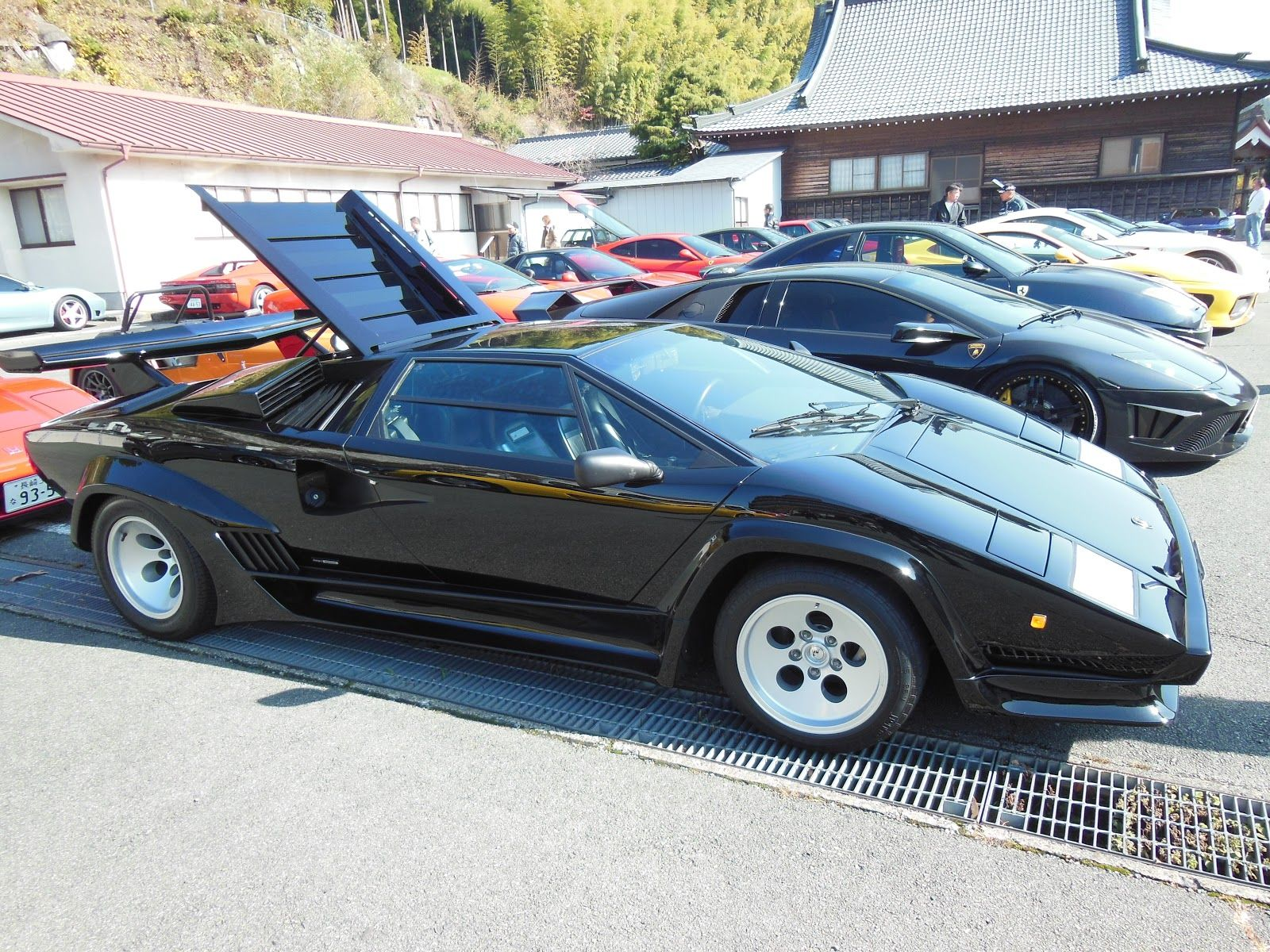 Fpazu02: 11月 2012 | Countach ! The roots of supercar | Pinterest ...