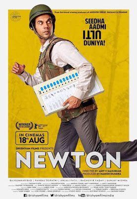 NEWTON (2017) con Rajkummar Rao + Online Español 76d4a730930ea93347dff454240a9215