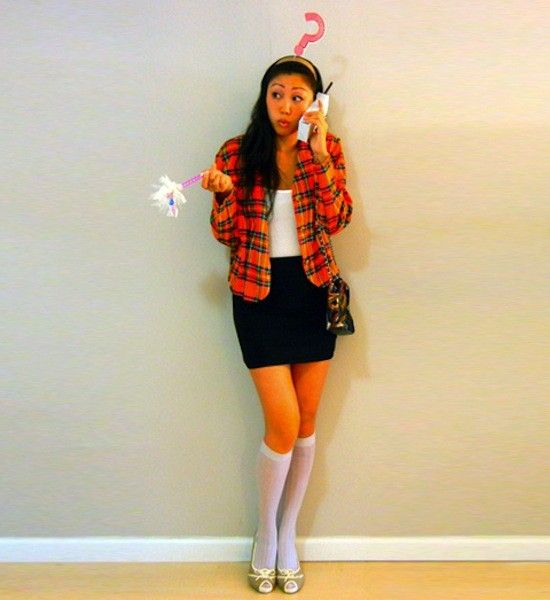 Cher from Clueless costume  sc 1 st  Pinterest & Cher from Clueless costume. Hahaha this is so 90s-tastic | This is ...