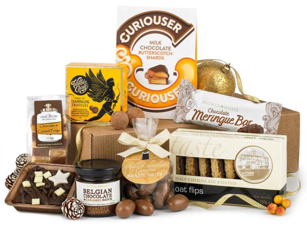 My 21 Favourite Chocolate Hampers For Christmas 2019