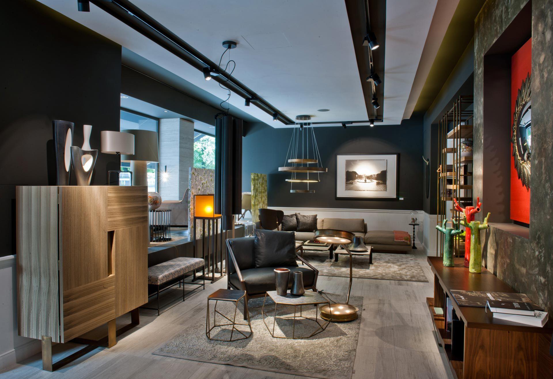 K&H Interior Showroom | Wunderschöne Wohnzimmer Ideen und ...