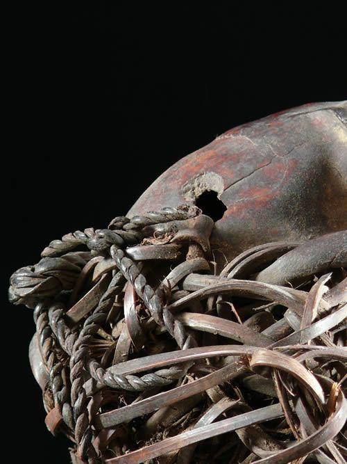 Crane Rituel - Ethnie Ekoi - Nigeria