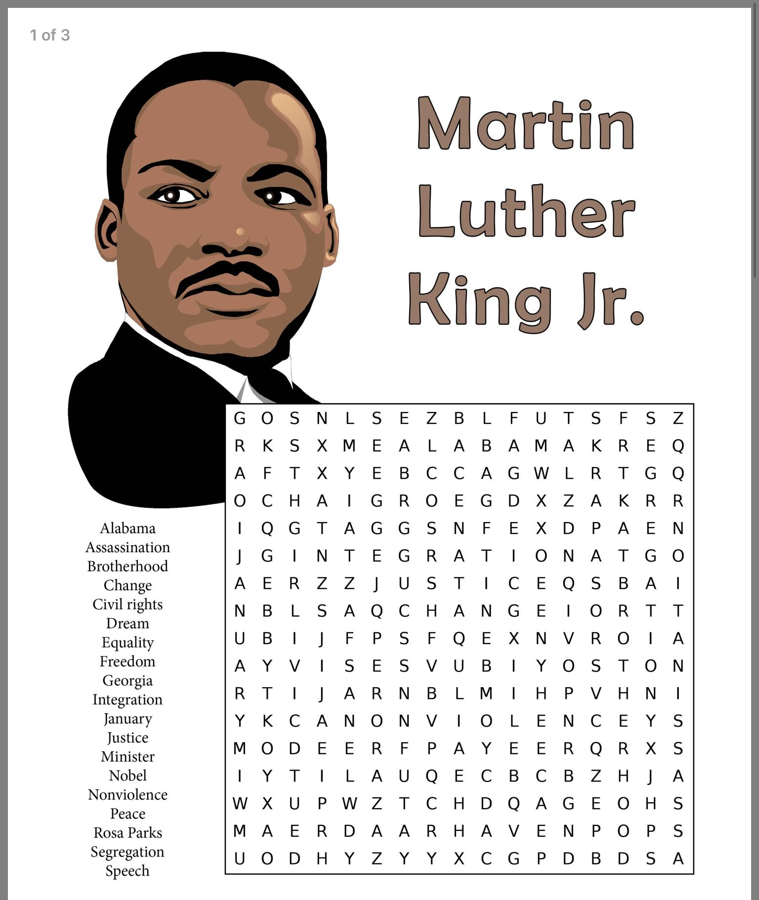 Pin By Serena Smith On Mlk