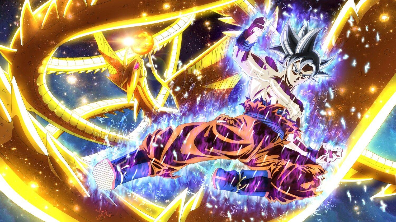 Goku Ultra Instinct Fond D Ecran Pc Fond D Ecran Goku Fond Ecran Manga