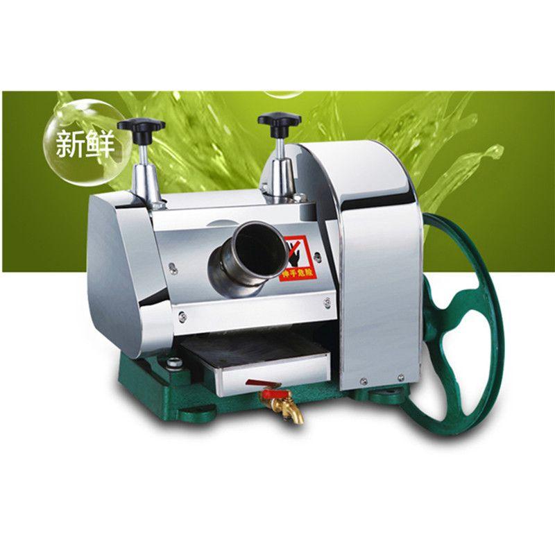 Staineless Steel Manual Model Sugar Cane Ginger Press Juicer Juice Machine Press