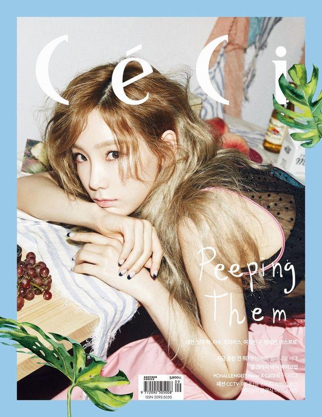 Taeyeon (SNSD) đẹp như nàng thơ trên bìa tạp chí, được khen hết lời mặc scandal Tiffany - Ảnh 4.