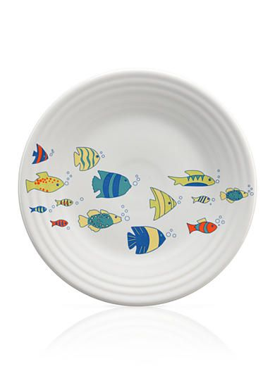 Condos  sc 1 st  Pinterest & Fiesta® Under the Sea Luncheon Plate exclusively at Belk | Product ...