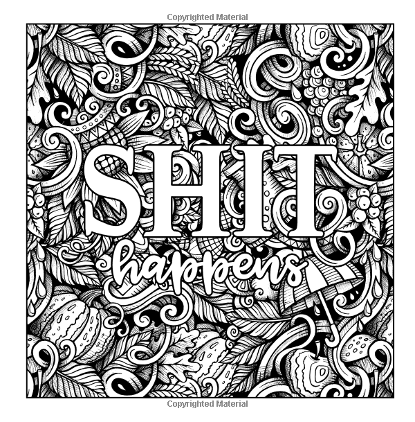 f ck cancer a swear word adult coloring book for cancer patients survivors an irreverent. Black Bedroom Furniture Sets. Home Design Ideas