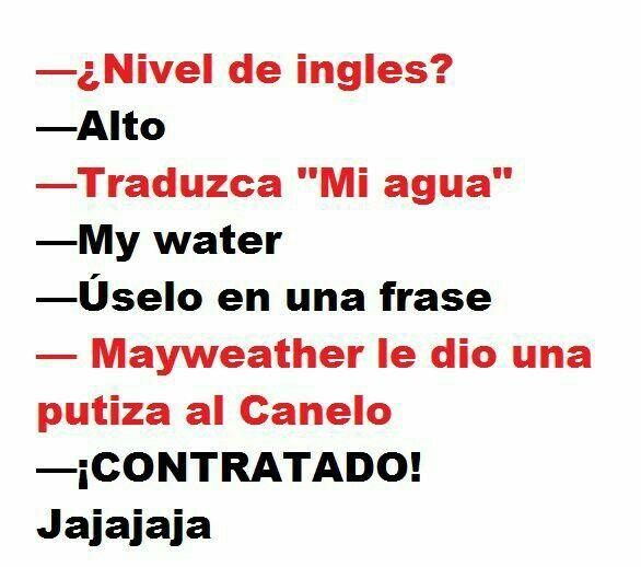 Ingles Quotes Spanish Quotes Jokes
