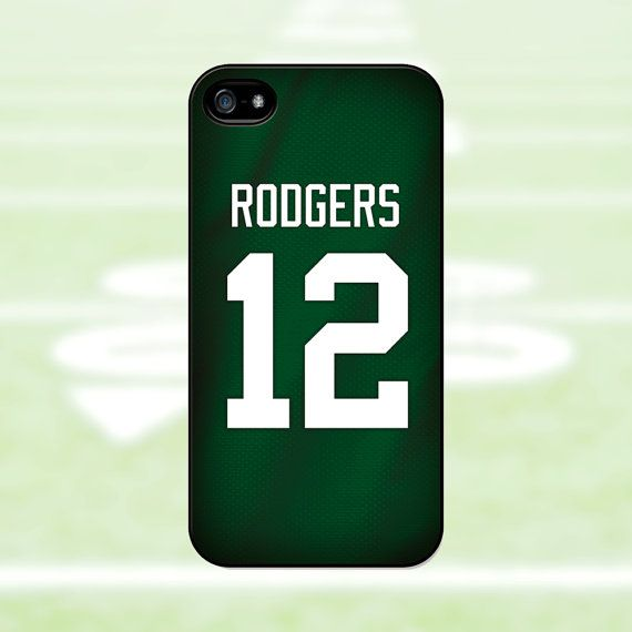 Aaron Rodgers Green Bay Packers Case iPhone 4 4S by PhoneJerseys, $16.99