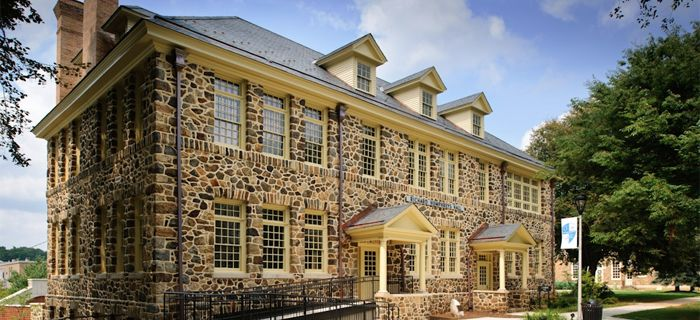 Cheyney University Humphrey S Hall 1837 University Circle Cheyney Pa North Country Unfading Black Roofing Slate 16 North Country House Styles Slate Roof