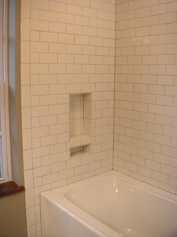 Shower Subway Tile subway tile niche photo: this photo was uploadedsoonermagic_01