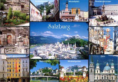 AUSTRIA (Salzburg) - Historic Centre of the City of Salzburg (UNESCO WHS)
