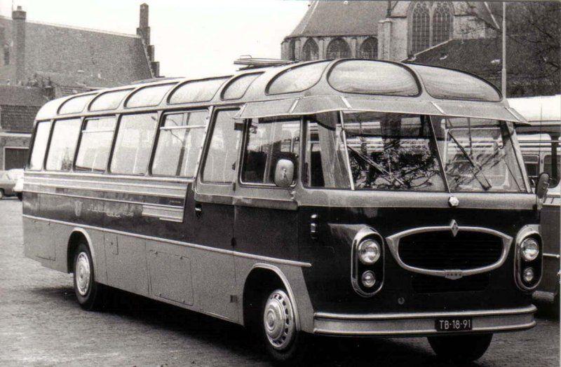 1958 Werff vd 11 König DAF