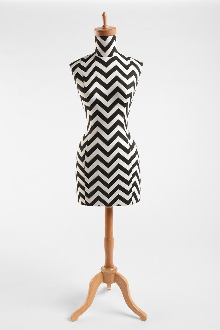 Zigzag Wood Base Dress Form | Pinterest | Dress form, Zig zag and Woods