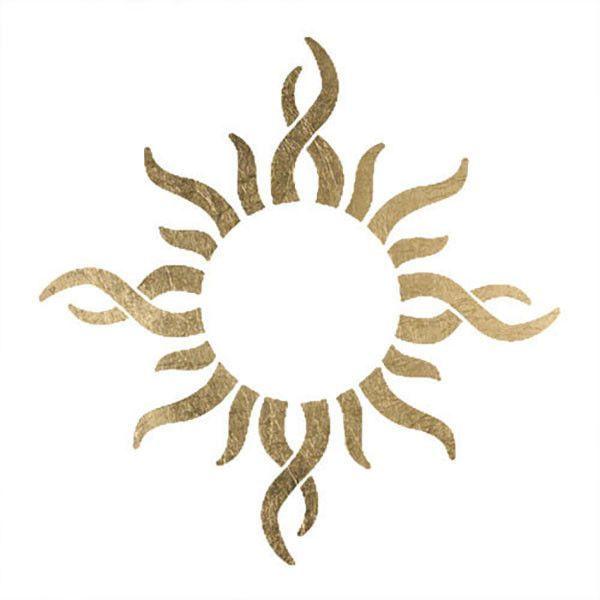 Tribal Sun Sun Tattoo Sun Tattoo Small Small Wrist Tattoos