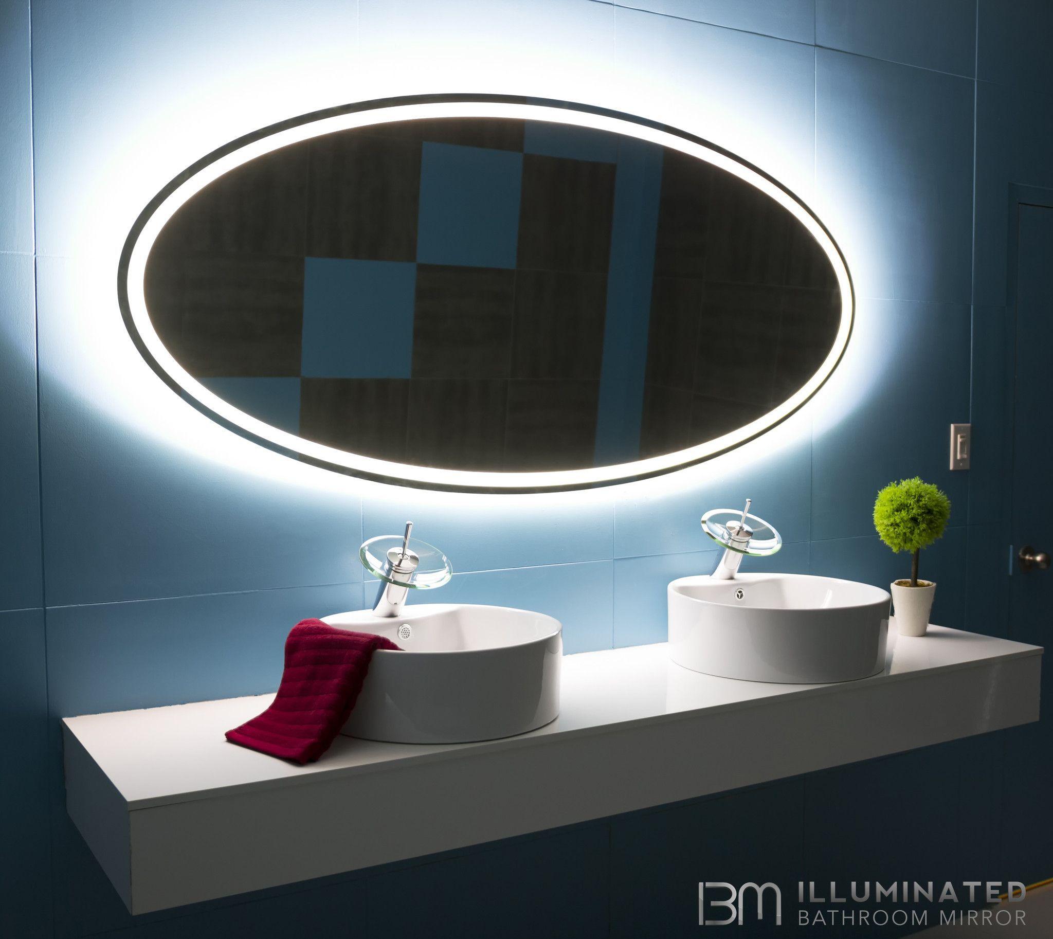 Lighted mirror tokyo 70 x 32 illuminated mirrors closet redo lighted mirror tokyo 70 x 32 xflitez Images