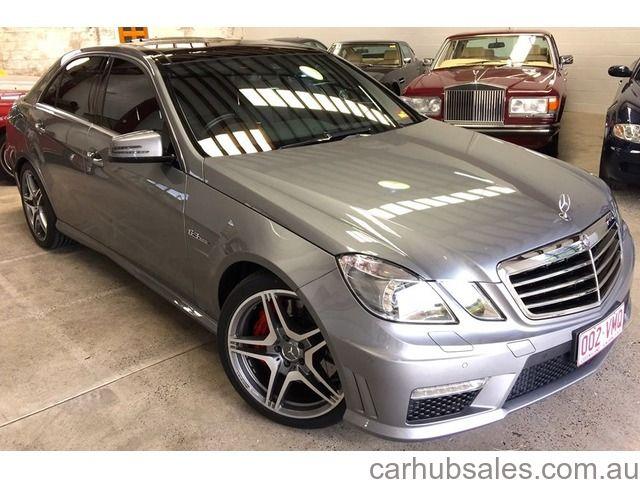 2011 Mercedes Benz E63 Amg Auto 6 3l V8 German Prestige