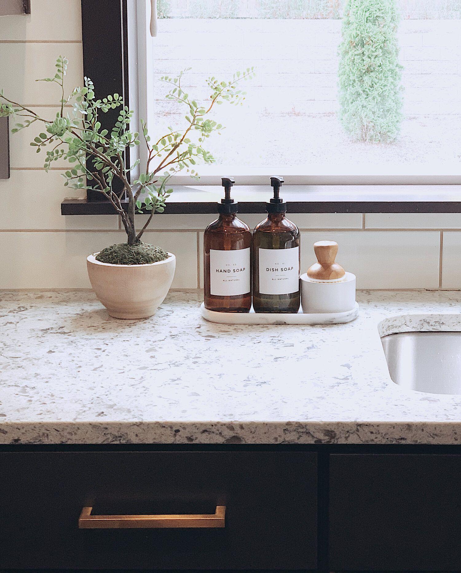 Amazon Kitchen Finds Part 2 My Kitchen Sink Shop My Tiktoks Kitchen Countertop Decor Kitchen Sink Decor Countertop Decor