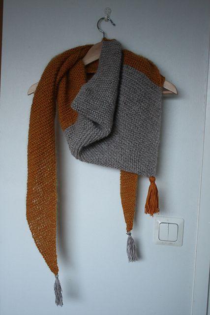 Ravelry Baktus Scarf Pattern By Strikkelise Free Knit