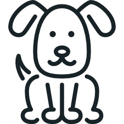 Want To Know More About Mypamperedpup We Ll Check Out Our About Us Page Dog Dogs Puppies Doglov Dog Icon Vector Icon Design Drawing Tutorial Easy