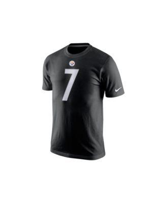 low priced 335bc deb83 Nike Men's Ben Roethlisberger Pittsburgh Steelers Pride ...