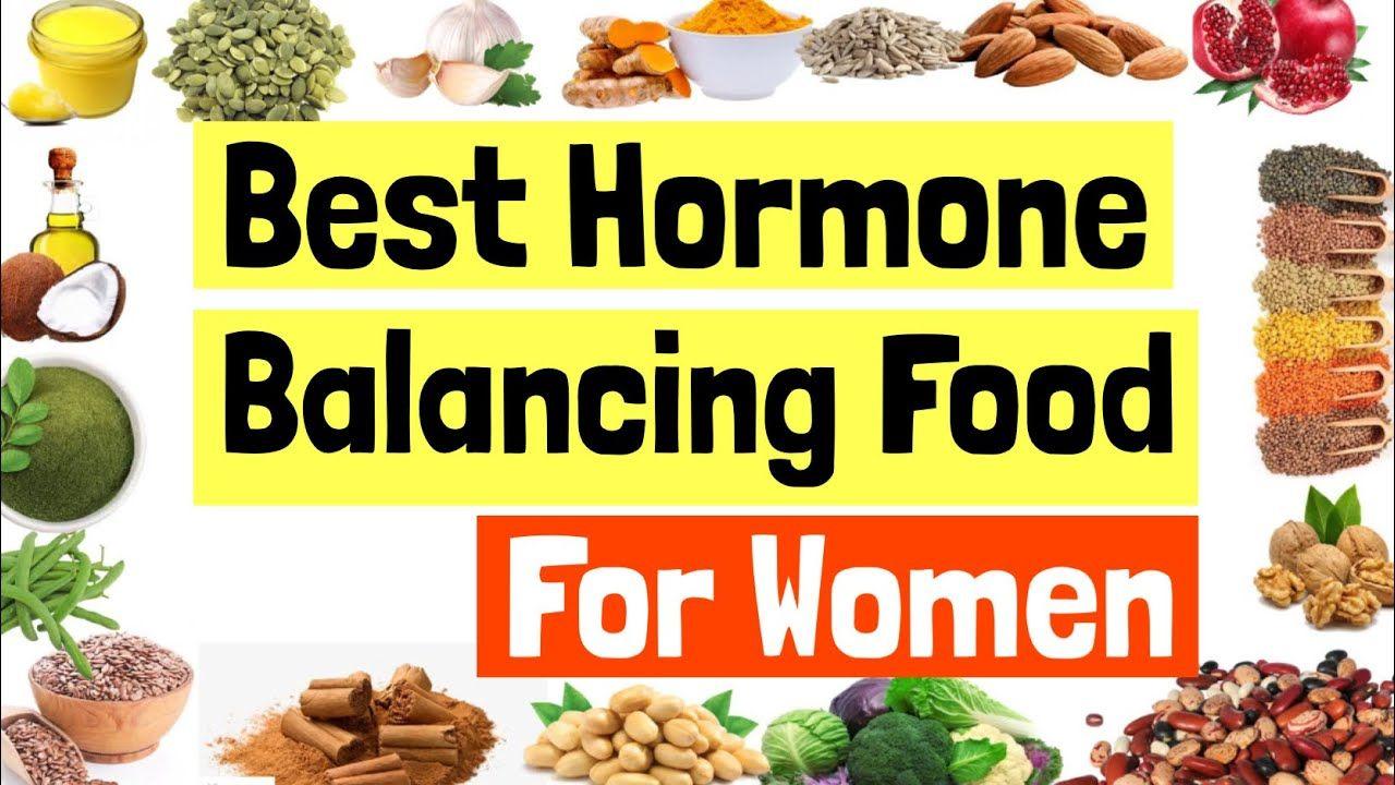 Best food to balance hormones for women top hormone