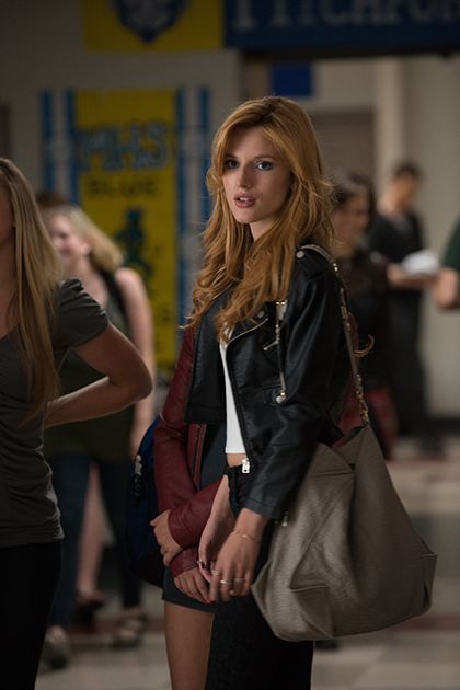 b8a4203480 The Duff Movie Stills  On Set Interview   Pics with Bella Thorne